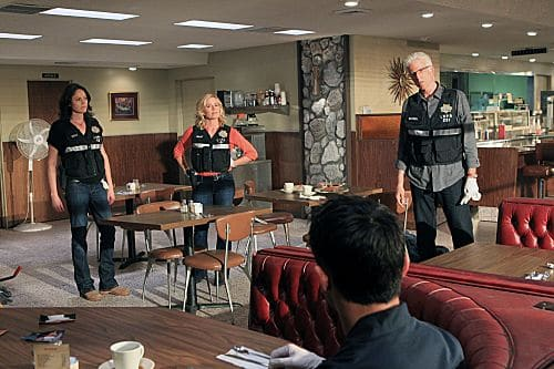 CSI Season 13 Episode 2 Code Blue Plate Special