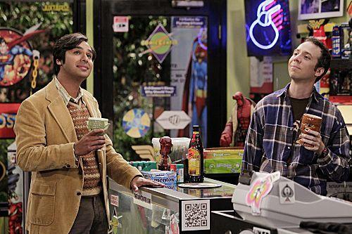 The Big Bang Theory Season 6 Episode 1
