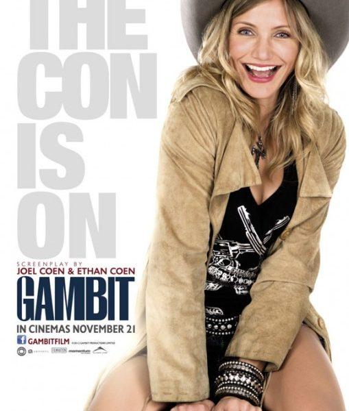Gambit Cameron Diaz