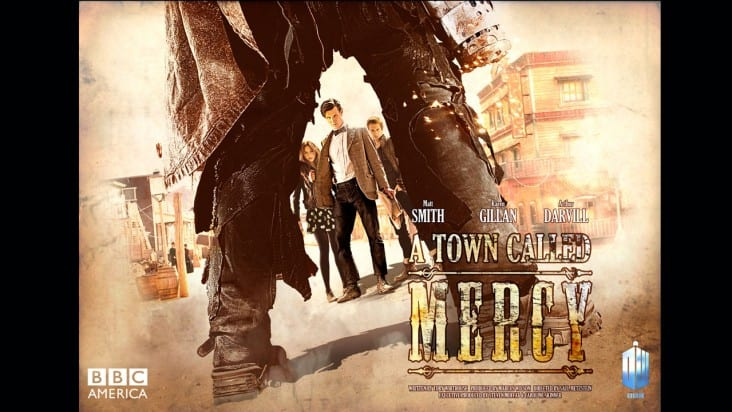 Doctor Who A Town Called Mercy