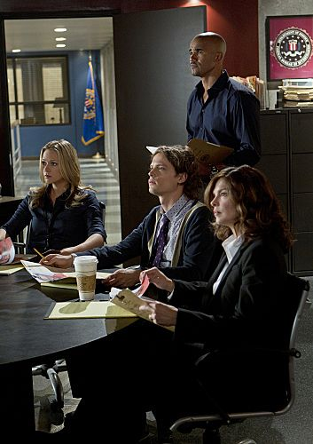 CRIMINAL MINDS Season 8 Episode 1 The Silencer