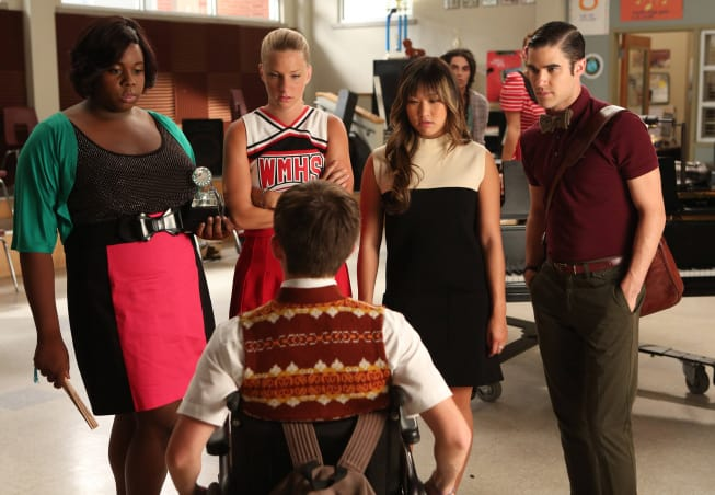Glee Season 4 Episode 1 The New Rachel