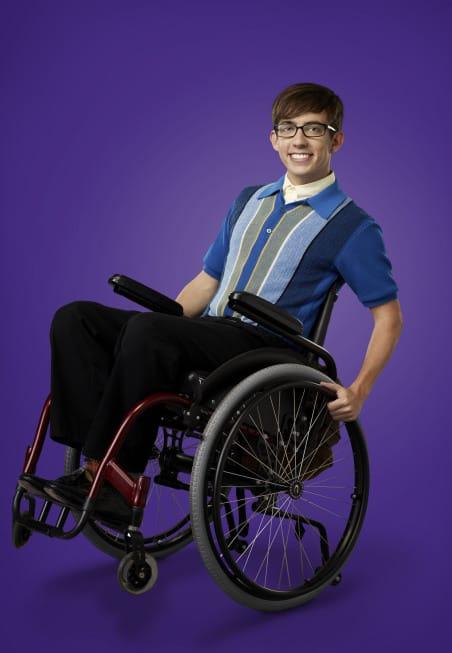 Kevin McHale Glee