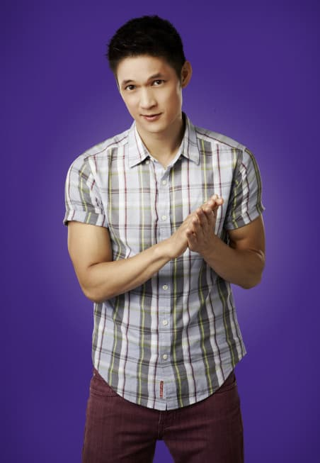 Harry Shum Jr Glee