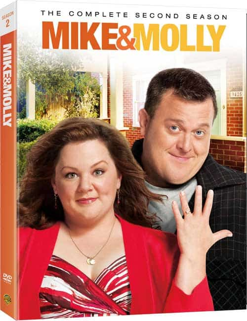 Mike And Molly Season 2 DVD