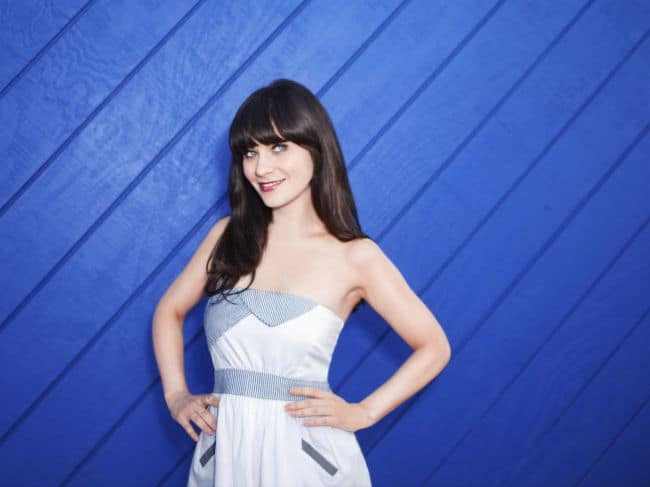 New Girl Zooey Deschanel Season 2