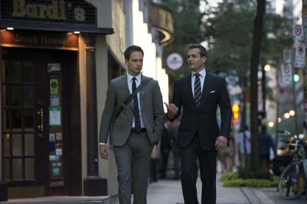Suits Season 2 Episode 9 Asterisk 1