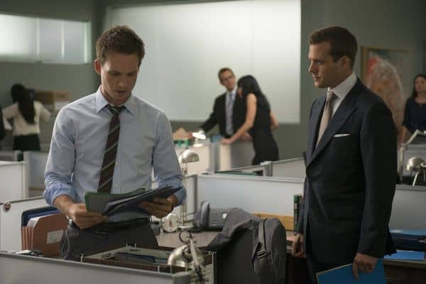 Suits Season 2 Episode 10 High Noon