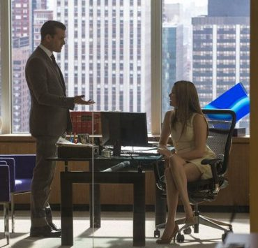 Suits Season 2 Episode 8 Rewind