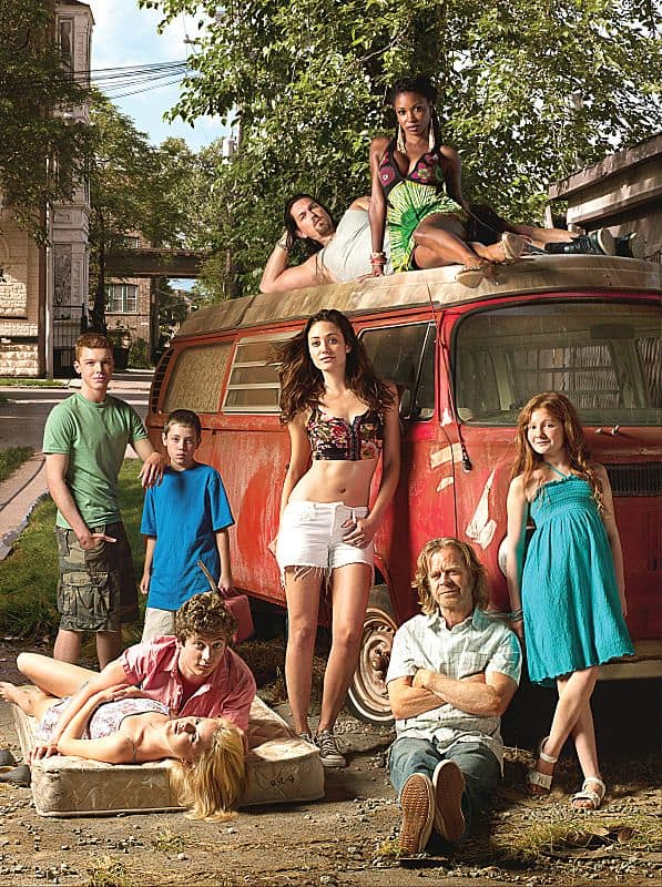 Shameless Cast Showtime