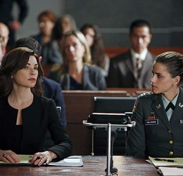 THE GOOD WIFE Season 4 Episode 6 The Art of War