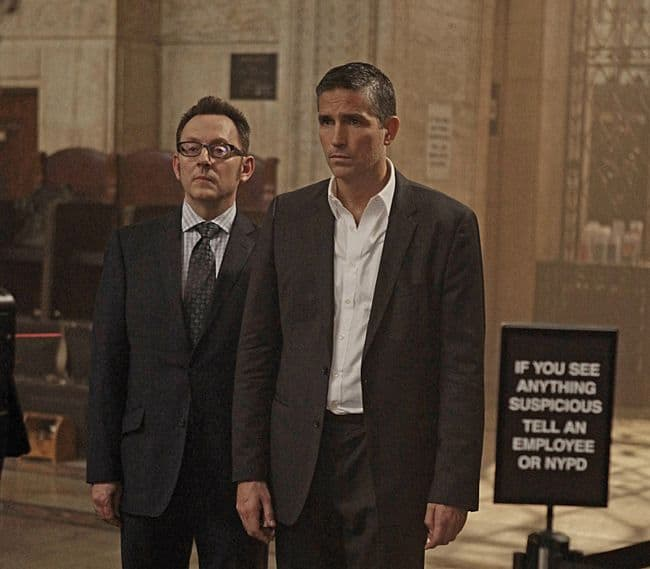 PERSON OF INTEREST Season 2 Episode 4 Triggerman