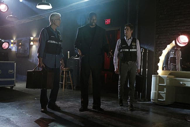 CSI Season 13 Episode 4 It Was A Very Good Year