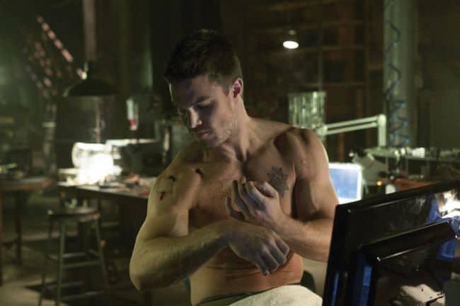 Arrow Season 1 Episode 3 Lone Gunman