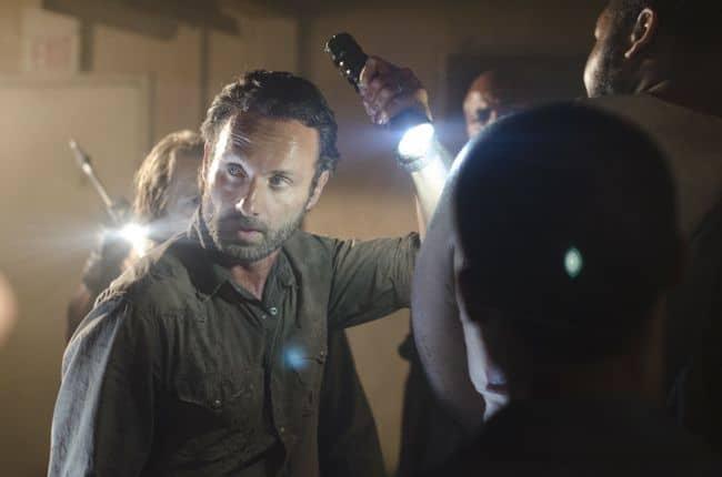 The Walking Dead Season 3 Episode 2 Sick 14