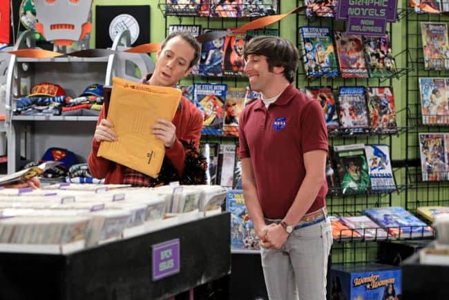 THE BIG BANG THEORY Season 6 Episode 5 The Holographic Excitation 4