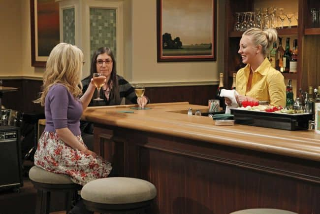 THE BIG BANG THEORY Season 6 Episode 5 The Holographic Excitation Howard and Bernadette Smurfs