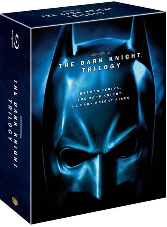 The Dark Knight Trilogy Bluray