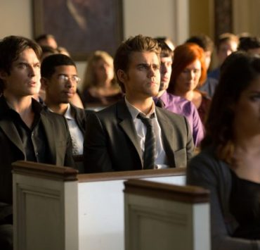 The Vampire Diaries Season 4 Episode 2 Memorial