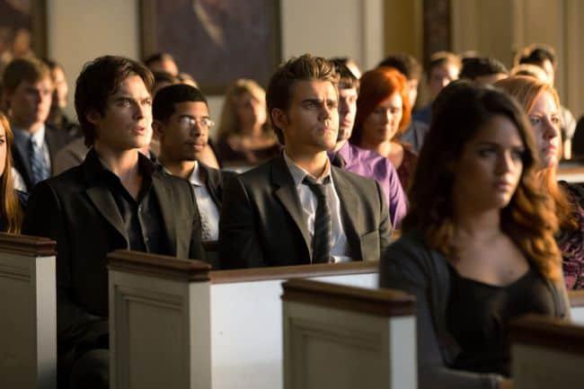 The Vampire Diaries Season 4 Episode 2 Memorial
