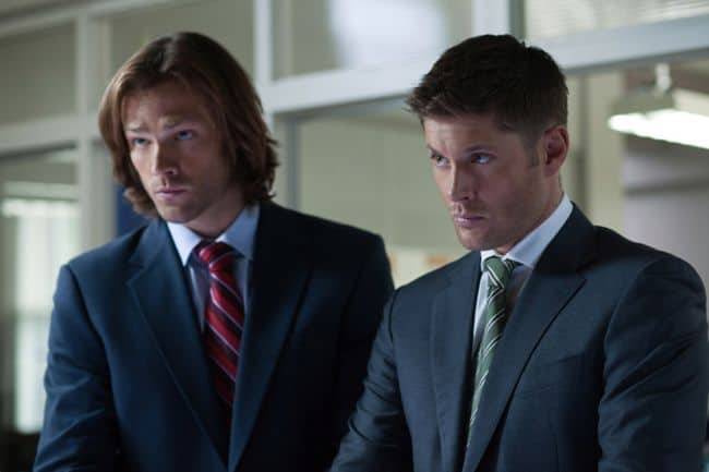 SUPERNATURAL Season 8 Episode 3 Heartache