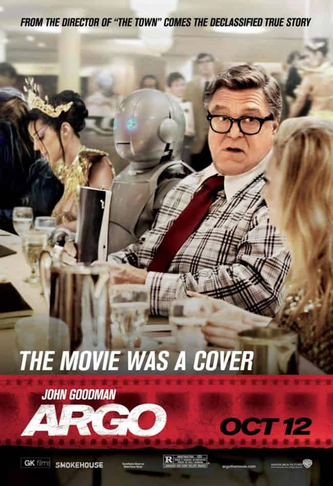 Argo John Goodman Poster