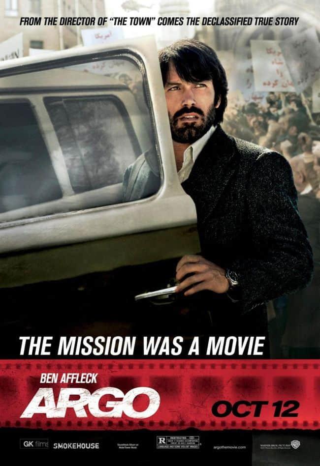 Argo Ben Affleck Poster