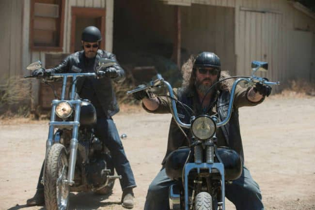 SONS OF ANARCHY Season 5 Episode 5 Orca Shrugged