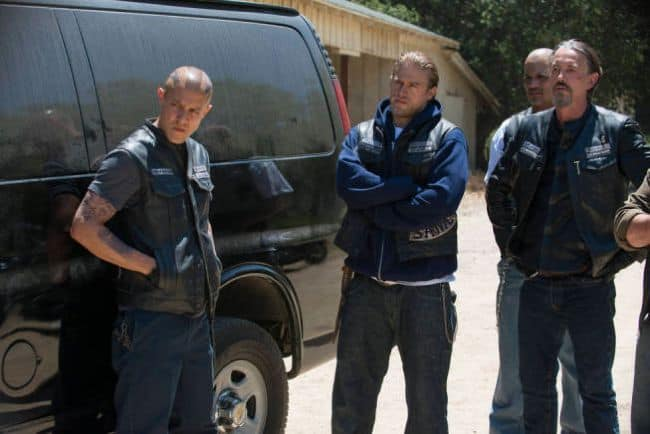 SONS OF ANARCHY Season 5 Episode 5 Orca Shrugged 2