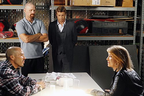 The Mentalist Season 5 Episode 4 Blood Feud