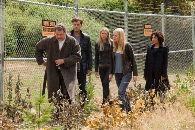FRINGE Season 5 Episode 2 In Absentia 1