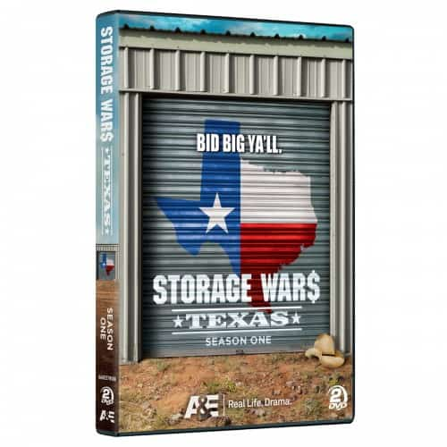 Storage Wars Texas Season 1 DVD