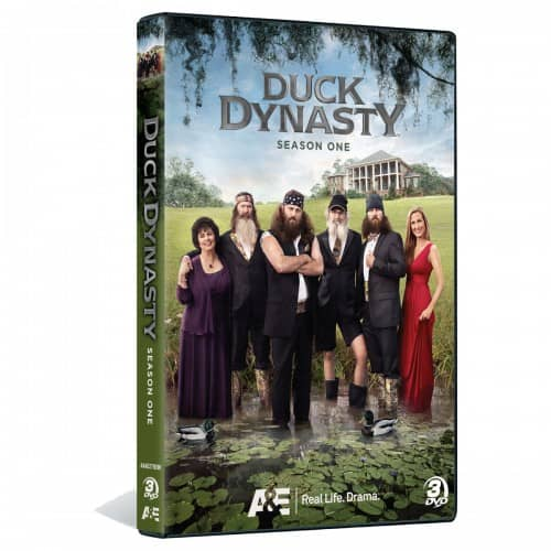 Duck Dynasty Season 1 DVD