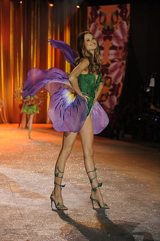 The Victoria's Secret Fashion Show 2012 Behati Prinsloo