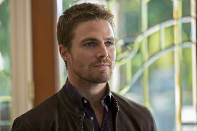 ARROW Season 1 Episode 8 Vendetta