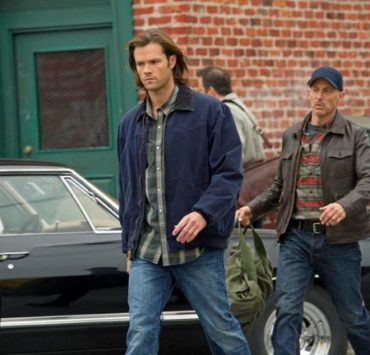 SUPERNATURAL Season 8 Episode 9 Citizen Fang