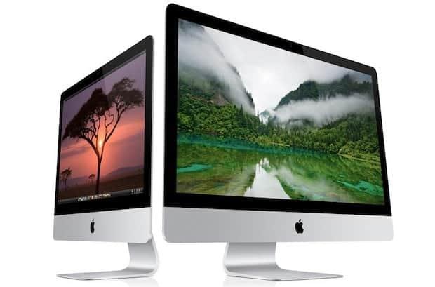 new imac apple