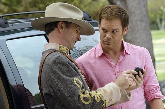 DEXTER Season 7 Episode 10 The Dark Whatever 5