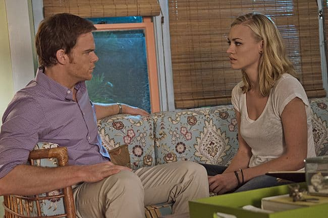 DEXTER Season 7 Episode 10 The Dark Whatever