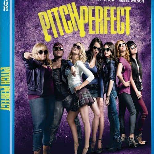 Pitch Perfect Bluray DVD
