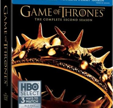 Game Of Thrones Season 2 Bluray