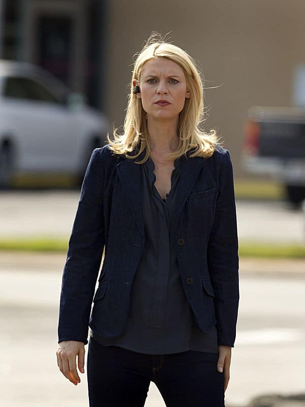 HOMELAND Season 2 Episode 9 Two Hats