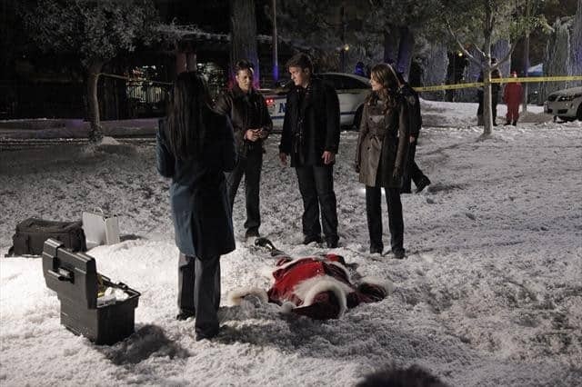 CASTLE Season 5 Episode 9 Secret Santa 13