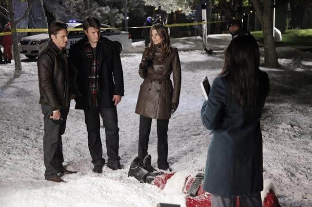SEAMUS DEVER, NATHAN FILLION, STANA KATIC, TAMALA JONES