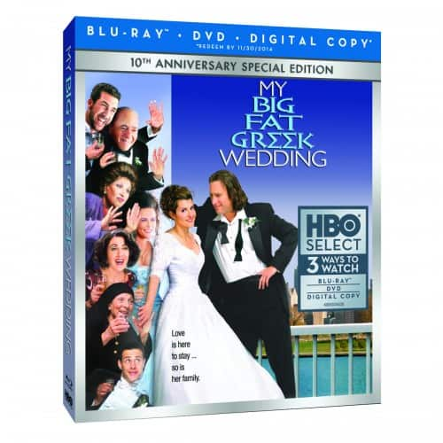 My Big Fat Greek Wedding Bluray