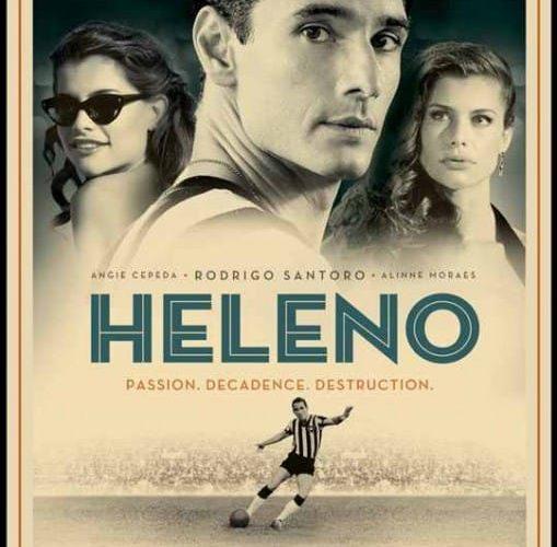 Heleno Movie Poster
