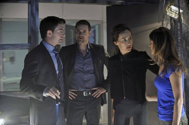 NIKITA Season 3 Episode 5 The Sword's Edge