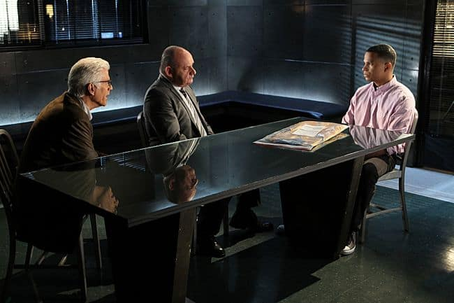 CSI Season 13 Episode 6 Pick And Roll