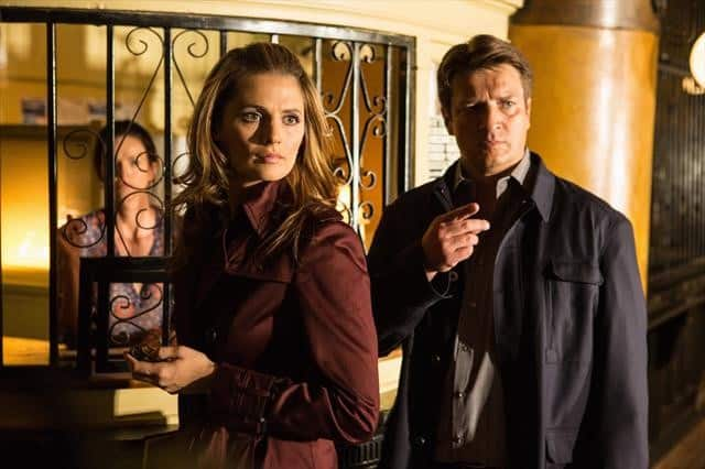 Castle Season 5 Episode 7 Swan Song