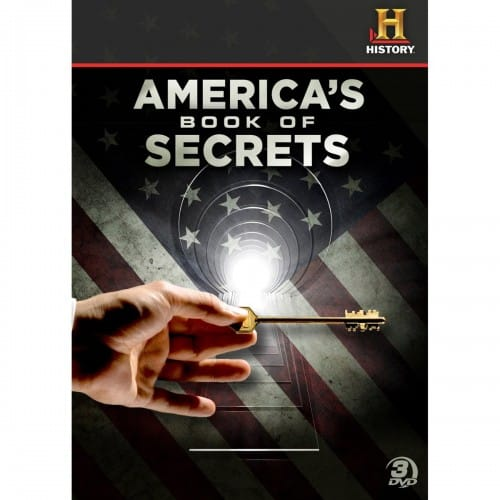 America's Book Of Secrets DVD